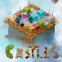 Portada oficial de Castles para PS4