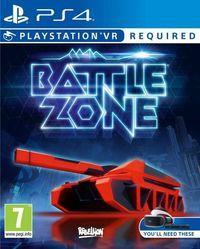 Portada oficial de Battlezone para PS4