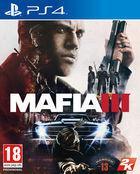 Portada oficial de de Mafia III para PS4