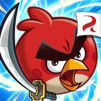 Portada oficial de Angry Birds Fight! para Android
