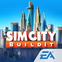 Portada oficial de SimCity BuildIt para iPhone