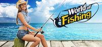 Portada oficial de World of Fishing para PC