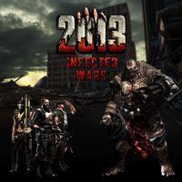 Portada oficial de 2013: Infected Wars PSN para PSVITA