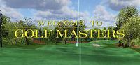 Portada oficial de Golf Masters para PC