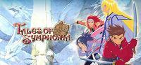 Portada oficial de Tales of Symphonia HD para PC