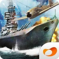 Portada oficial de Warship Battle: 3D World War II para Android