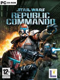 Portada oficial de Star Wars: Republic Commando para PC