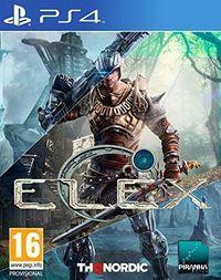 Portada oficial de ELEX para PS4