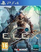 Portada oficial de de ELEX para PS4