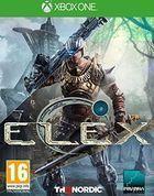 Portada oficial de de ELEX para Xbox One