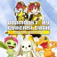 Portada oficial de Digimon Story: Cyber Sleuth para PS4