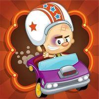 Portada oficial de Freak Circus Racing para Android