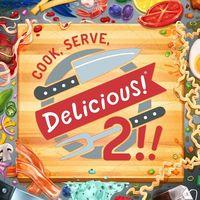 Portada oficial de Cook, Serve, Delicious! 2!! para PS4