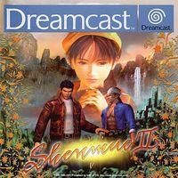 Portada oficial de ShenMue 2 para Dreamcast