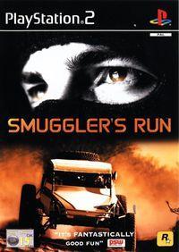 Portada oficial de Smuggler's Run para PS2