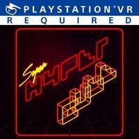 Portada oficial de SUPERHYPERCUBE para PS4