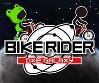 Portada oficial de Bike Rider DX2: Galaxy eShop para Nintendo 3DS