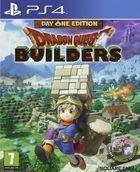 Portada oficial de de Dragon Quest Builders para PS4