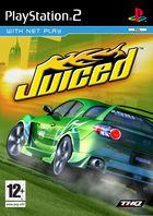 Portada oficial de de Juiced para PS2