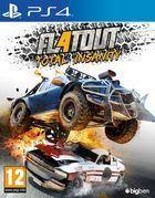Portada oficial de de FlatOut 4: Total Insanity para PS4