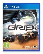 Portada oficial de de GRIP: Combat Racing para PS4