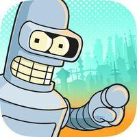 Portada oficial de Futurama: Game of Drones para Android