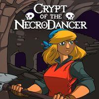 Portada oficial de Crypt of the NecroDancer para PS4