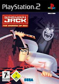 Portada oficial de Samurai Jack para PS2