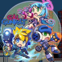 Portada oficial de Gal Gunvolt para PS4