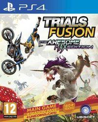 Portada oficial de Trials Fusion: The Awesome Max Edition para PS4