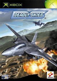 Portada oficial de Deadly Skies para Xbox