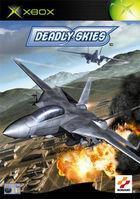 Portada oficial de de Deadly Skies para Xbox