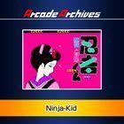 Portada oficial de de Arcade Archives: Ninja-Kid para PS4