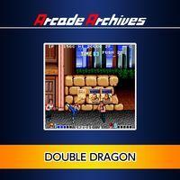 Portada oficial de Arcade Archives: Double Dragon para PS4