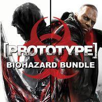 Portada oficial de Prototype Biohazard Bundle para PS4