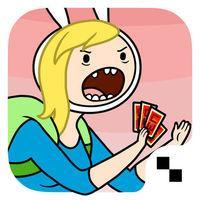 Portada oficial de Guerra de Cartas - Hora de Aventuras para iPhone