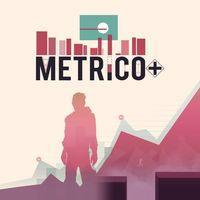 Portada oficial de Metrico+ para PS4