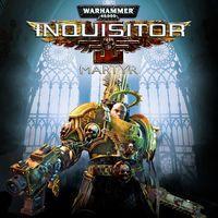 Portada oficial de Warhammer 40.000: Inquisitor - Martyr para PS4