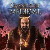 Portada oficial de Grand Ages: Medieval para PS4