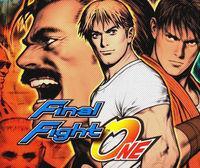 Portada oficial de Final Fight One CV para Wii U