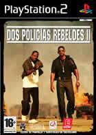Portada oficial de de Dos Policías Rebeldes 2 para PS2