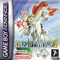 Portada oficial de Tales of Phantasia para Game Boy Advance
