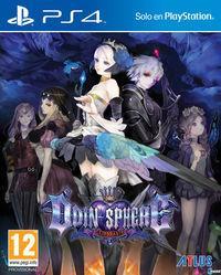 Portada oficial de Odin Sphere Leifthrasir para PS4