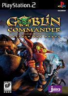 Portada oficial de de Goblin Commander: Unleash the Horde para PS2