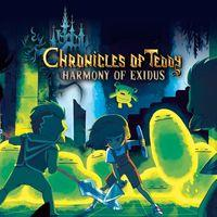 Portada oficial de Chronicles of Teddy: Harmony of Exidus para PS4