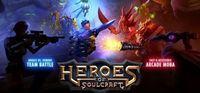 Portada oficial de Heroes of SoulCraft para PC