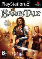Portada oficial de de Bard's Tale para PS2