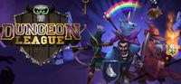 Portada oficial de Dungeon League para PC