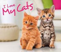 Portada oficial de I Love My Cats eShop para Nintendo 3DS