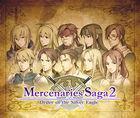 Portada oficial de de Mercenaries Saga 2 eShop para Nintendo 3DS